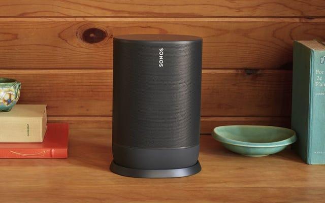 Sonos przygotowuje się do dodania własnego, skoncentrowanego na prywatności asystenta głosowego do swoich głośników