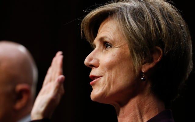 Las audiencias de seguridad nacional del Partido Republicano fueron solo una excusa para otra tonta cacería de brujas