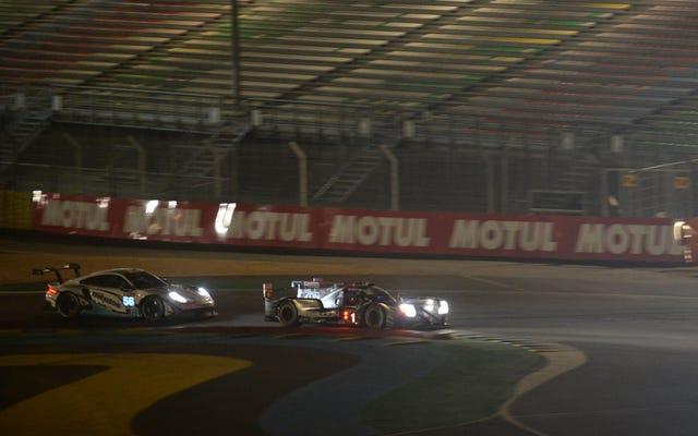 Las 24 horas de Le Mans de 2020: 20 horas en: el Toyota No. 8 lidera al salir el sol en Francia