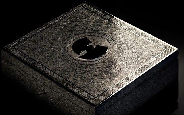 Вы можете купить единственный в своем роде альбом Wu-Tang Clan всего за 88 лет.