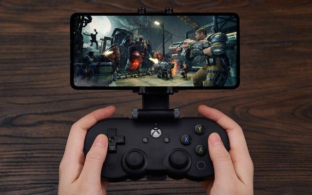 Jest teraz smuklejszy kontroler Xbox dla usługi Microsoft xCloud Game Streaming Service