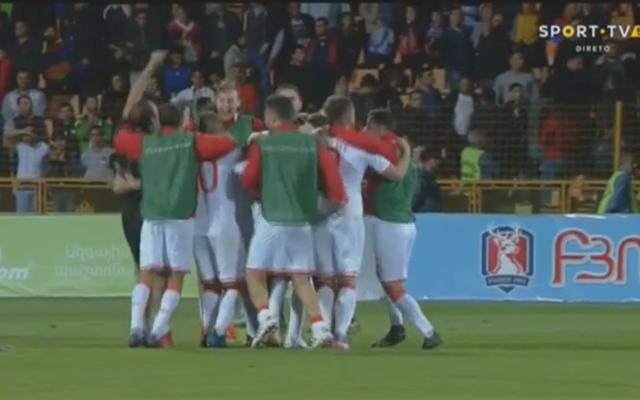 ジブラルタルはその歴史の中で最初の競争力のある試合に勝ちます