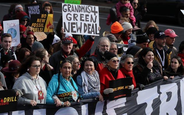 """""""Creazione della nostra eredità"""": gli anziani che lottano per la giustizia climatica"""