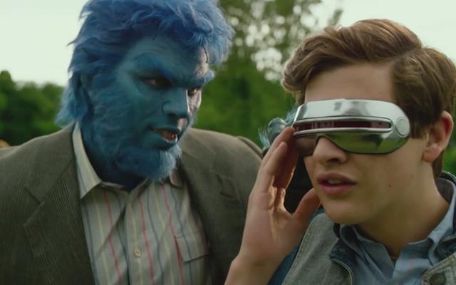X-Men: Apocalypse Deleted Scene Menunjukkan Bagaimana Cyclops Mendapatkan Visornya (dan Namanya)
