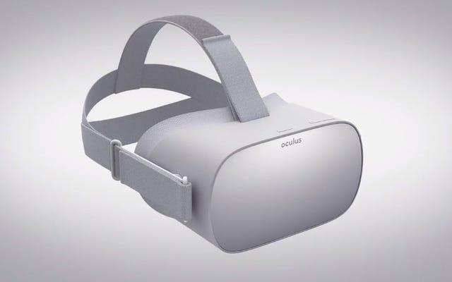 Новый Oculus Go - это очки виртуальной реальности Facebook, которым не нужно ни к чему подключаться.