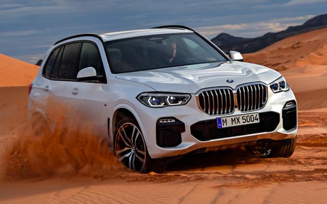 İşte Görmeniz Beklenmeden Önce 2019 BMW X5 (Güncellendi)