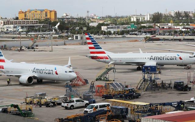 ช่างสายการบินอเมริกันถูกตั้งข้อหาเที่ยวบินก่อวินาศกรรม