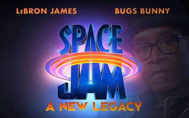 Space Jam 2 brzmi dziwnie