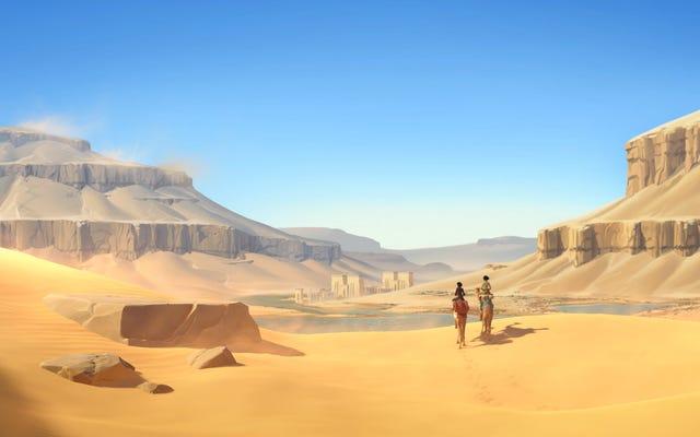 Di Lembah Para Dewa 'Ditahan' Saat Pengembang Mengerjakan Game Valve Lainnya