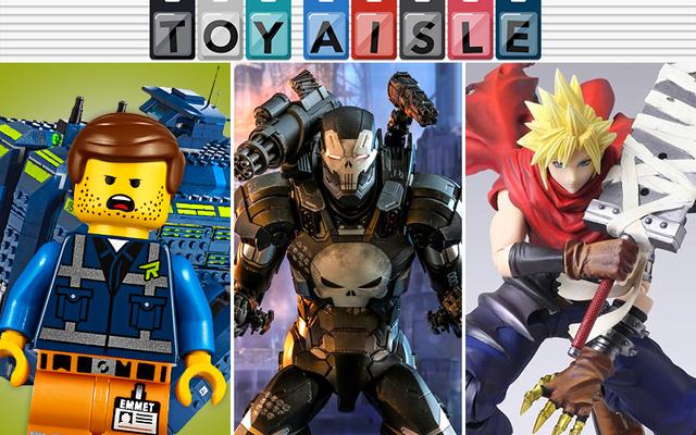 A Truly Rex-cellent Lego Movie 2 Spaceship, dan Lebih Banyak Mainan Terbaik Minggu Ini