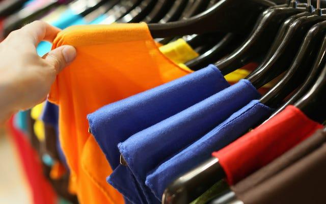 Comment savoir si un vêtement a été spécialement conçu pour un magasin d'usine