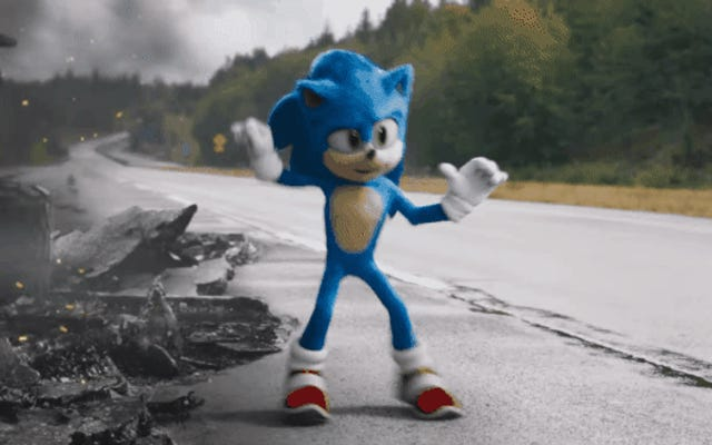 Teraz wiemy, dlaczego przeprojektowanie filmu Sonic działa tak dobrze