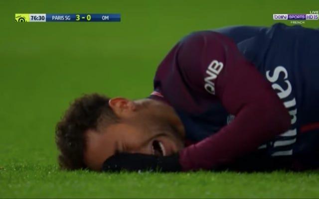 Neymar könnte gefickt werden