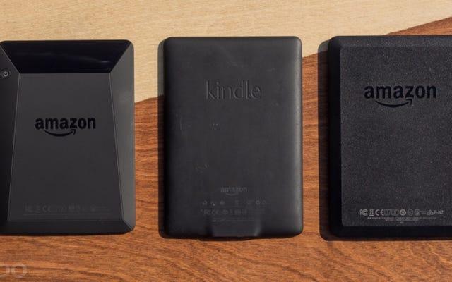 Zaoszczędź 30 USD na trzech różnych Kindle