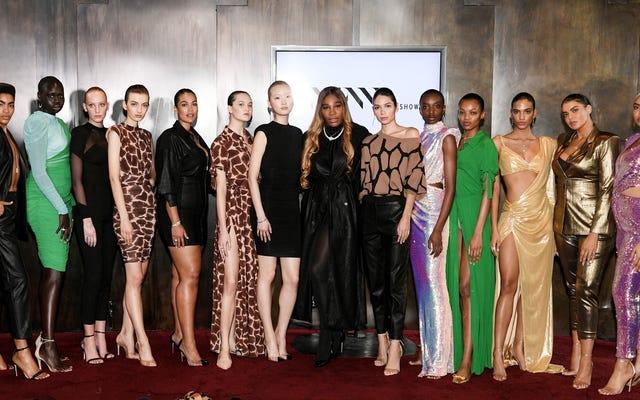 Un Grand Chelem pour le glamour: Serena Williams organise une projection intime à la Fashion Week de New York