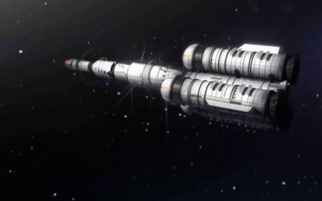 Medeniyet Oyuncusu MS 90'da Uzay Yarışı Zaferi Aldı