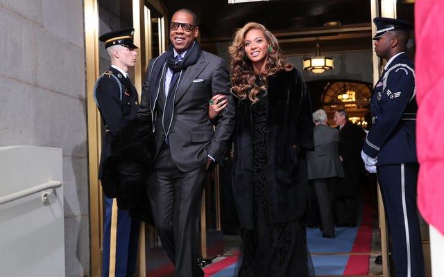 Теперь вы можете совершить тур Jay-Z и Beyoncé в Лувре