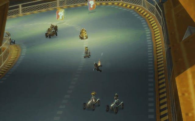 Un mod hilarant permet à Waluigi d'exécuter des courses de Mario Kart à pied