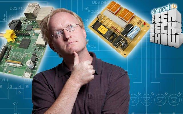 Ben Heck lo guía a través de qué placa electrónica es mejor para su proyecto