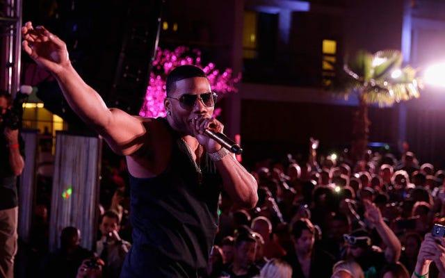 Phụ nữ không được mời tham dự Nelly's Saudi Arabia Show