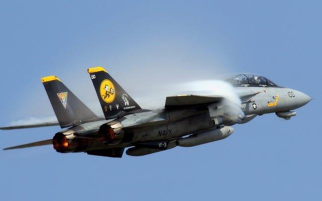 F-14 Tomcat'e Aşk Mektubu