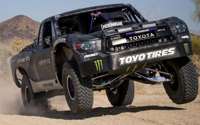 I camion super veloci del deserto renderanno il re dei martelli 2019 molto più interessante