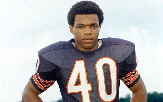 NFL Legend Gale Sayers est mort à 77 ans