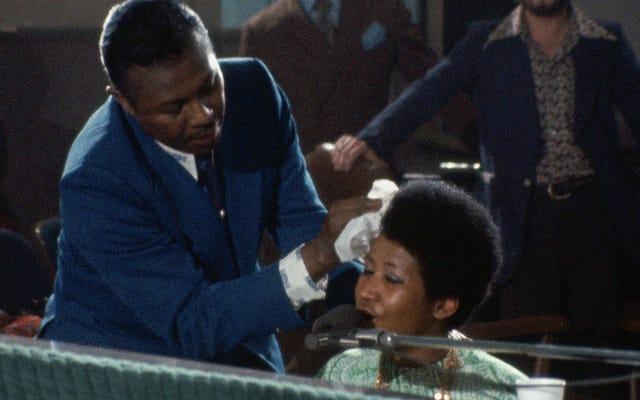 Le film de concert d'Aretha Franklin, Amazing Grace valait l'attente de 46 ans