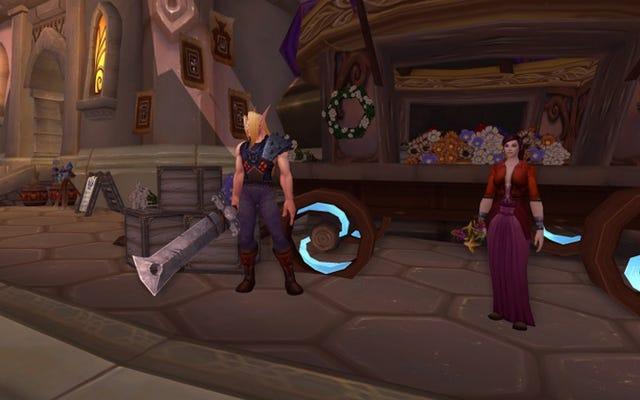 ねえ、World of Warcraft:Legion、これらの2つはおなじみのように見えます