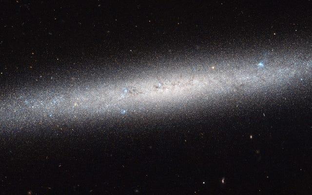 Хаббл дает нам широкоугольный вид всей галактики