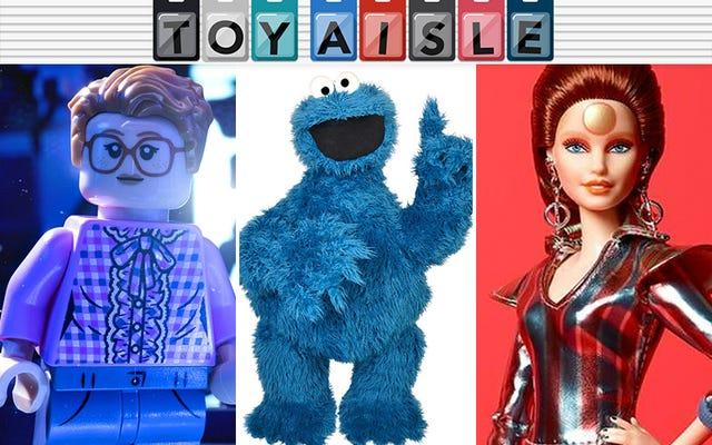 La oportunidad de tener tu propio monstruo de las galletas y más de los mejores juguetes de la semana