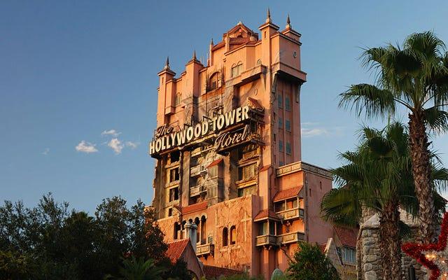 ディズニーパークで最も印象的なアトラクション、タワーオブテラーのエンジニアリングの秘密