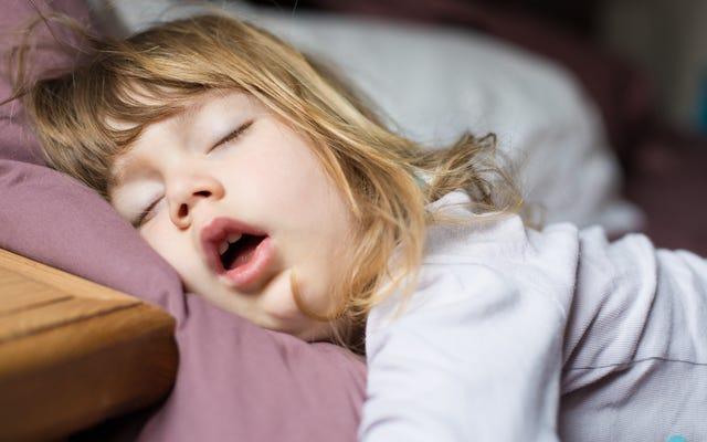 あなたの子供は何時に寝るべきですか?