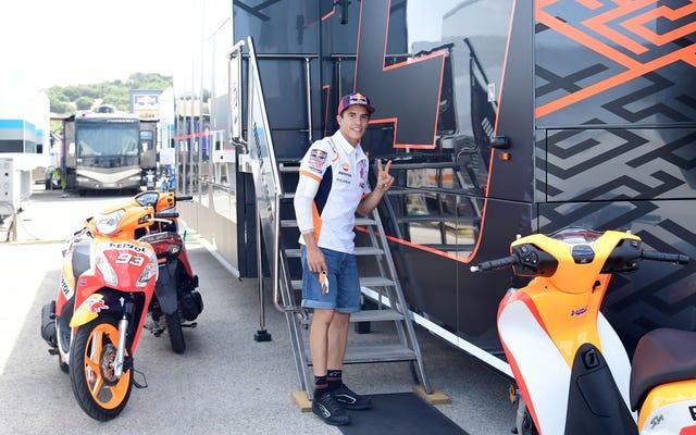 マルク・マルケスは、壊れた腕が治るにつれて、MotoGP2021のオープニングラウンドを見逃します