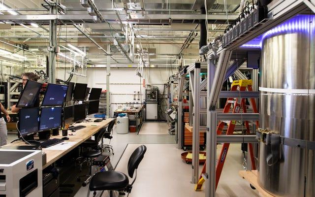 グーグルの量子コンピューター「シカモア」を最初に見て