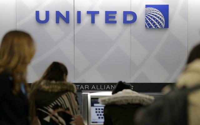 乗客が飛行機から引きずり出された後、ユナイテッドは8億ドルの価値を失う