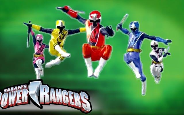 Ich kann es kaum erwarten, auf Power Rangers zu warten: Ninja Steel's Cowboy Ninja