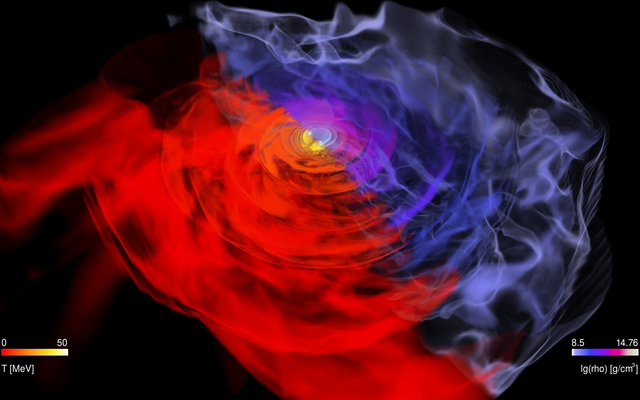 中性子星の衝突は不思議なクォーク物質を明らかにする可能性がある