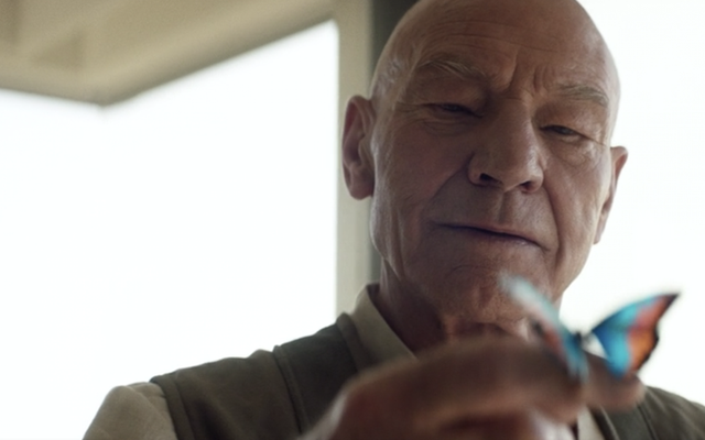 Najbardziej emocjonalny moment finału Picarda skrył łamiący serce sekret