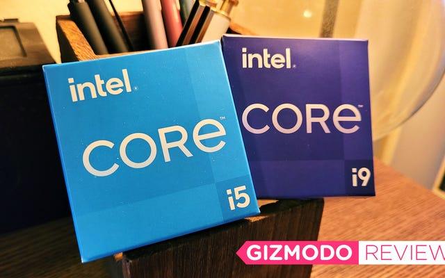 इंटेल किसी तरह अपने 11 वें-जनरल डेस्कटॉप प्रोसेसर से अधिक प्रदर्शन निचोड़ता है, लेकिन मुझे यकीन नहीं है कि यह होना चाहिए