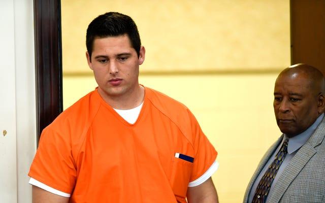 Các tiền án hiếp dâm Vanderbilt đã làm hạn chế tình trạng