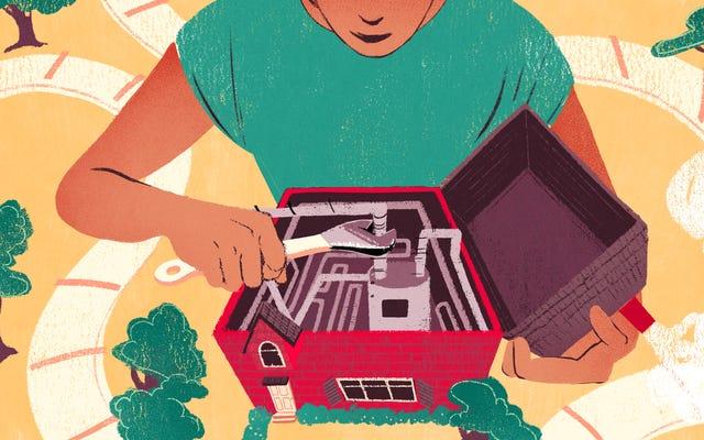 Six réparations de maison coûteuses que vous pouvez éviter avec un peu d'entretien