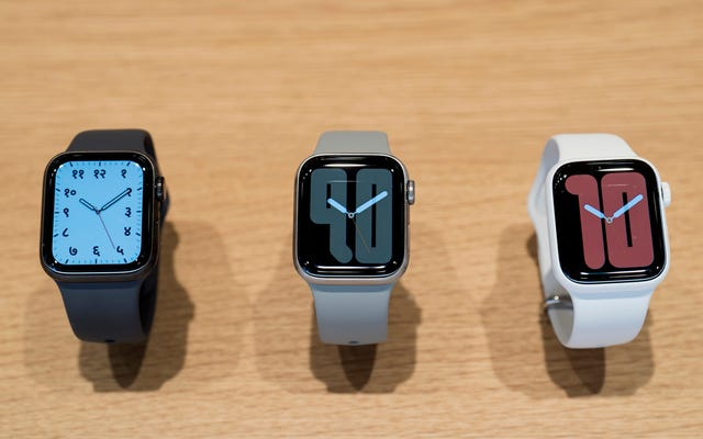 Apple cho biết sẽ sửa đồng hồ Apple không sạc ở chế độ dự trữ năng lượng miễn phí