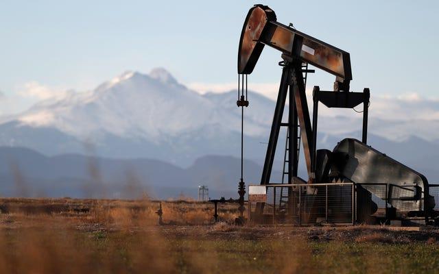 Утечка крупных нефтяных документов намекает на поддержку налога на выбросы углерода, но денежный след говорит об ином