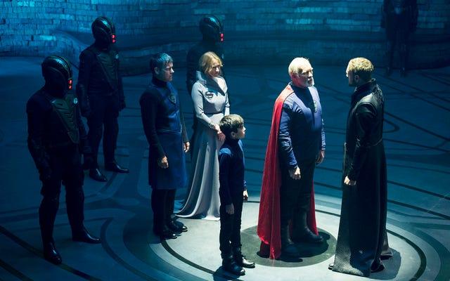 Episode Pertama Krypton Mengungkap Dunia Alien yang Terasa Terlalu Akrab