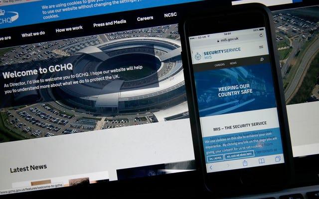 यूके इंटेलिजेंस एजेंसियां 'लार्ज-स्केल डेटा हैकिंग' में एक प्रमुख वृद्धि की योजना बना रही हैं