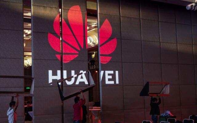 Huaweiの新しいモバイルオペレーティングシステムであるHongmengOSが今週デビューする可能性があります