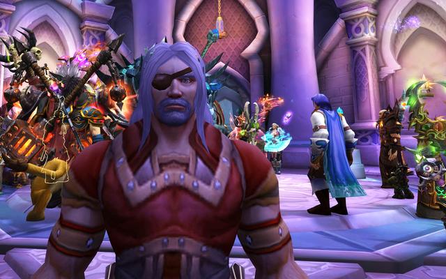 World of Warcraft:Legionは本当にうまく始まります