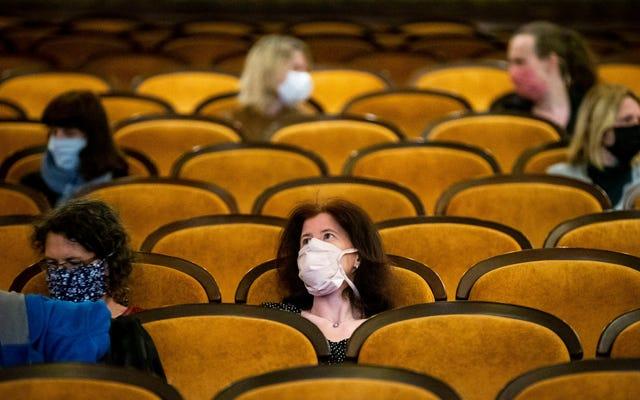 映画館は今週カリフォルニアで再開する予定ですが、あなたはそれを好きになるつもりはありません