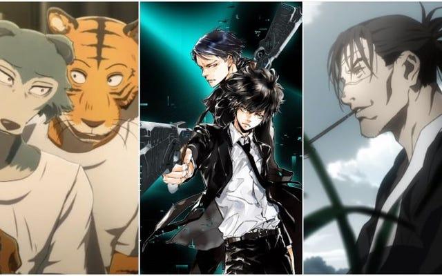 Guide spécial avec tous les anime qui arrivent cet automne